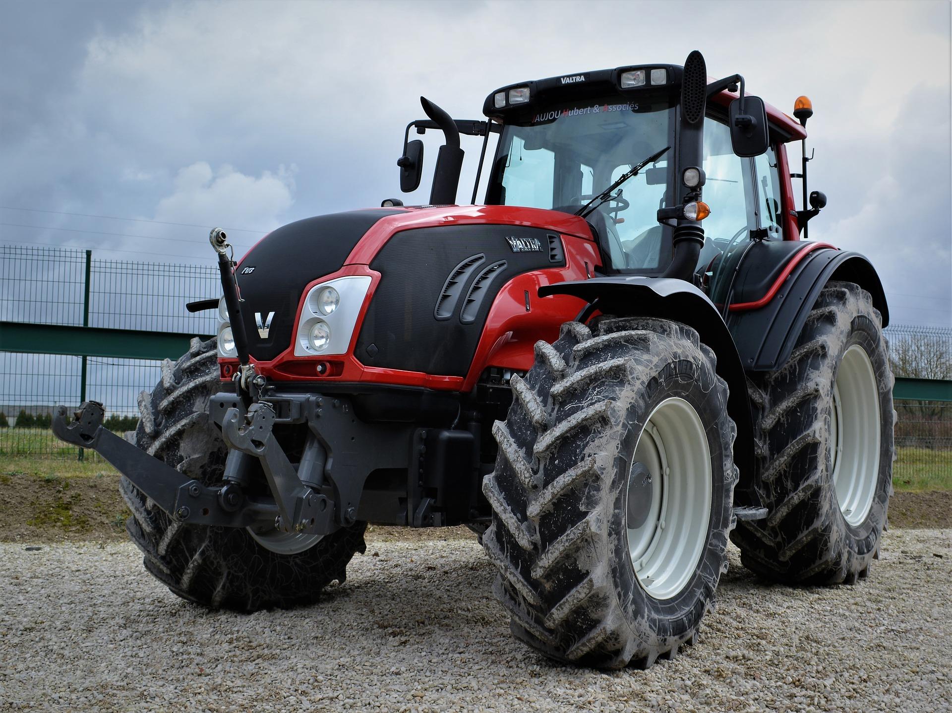 farm equipment auctions in Texas